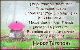 birthday quotes for your girlfriend romantic happy birthday