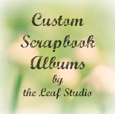 scrapbook albums 12x12 custom 12x12 scrapbook album 20 pages by the leaf studio free