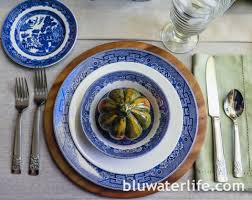 thanksgiving table ideas bluwaterlife