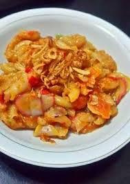 bumbu seblak medok 121 resep seblak sosis ceker enak dan sederhana cookpad