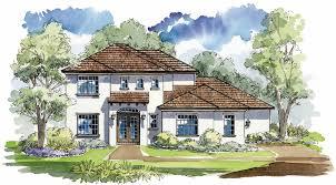luxury home plans for the pebble beach 1388b arthur rutenberg homes 1388f elev b 3s