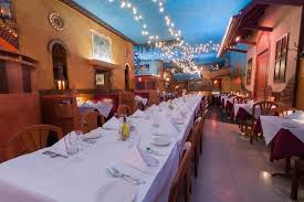 private dining options italian village restaurants in chicago