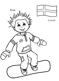 children around the world coloring pages 3511 580 800