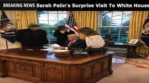 breaking trump hosts palin nugent kid rock as surprise guests at