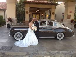 wedding rolls royce trump national golf club in rancho palos verdes wedding car 1963