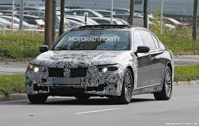 luxury bmw 7 series 2020 bmw 7 series spy shots