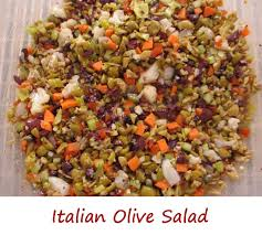 gambino s olive salad italian olive salad s a tomatolife s a tomato