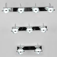 Led Bathroom Lighting Fixtures by Online Buy Wholesale Chrome Bathroom Light Fixtures From China