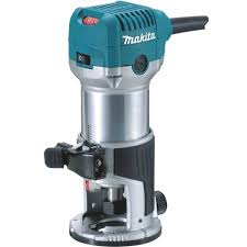 Fine Woodworking Trim Router Review by Makita Rt0701cx7 1 1 4 Hp Wood Router Review Wood Crafters Tool