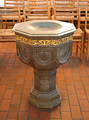 baptismal fonts what is a baptismal font definition design study
