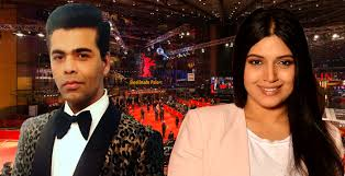 film everest in berlin bhumi pednekar and karan johar invited to berlin film festival to