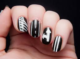 queen of the road opi ford mustang collection nail art