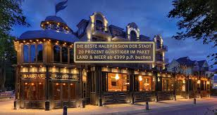Grieche Bad Doberan American Steakhouse Europahotel