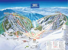 Map Of Denver Area Colorado Snowboarding And Skiing Trail Map Granby Ranch