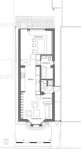 Narrow Townhouse Floor Plans 20 Best Narrow House Section Images On Pinterest Narrow House