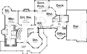 1 5 story victorian house plan isabelle