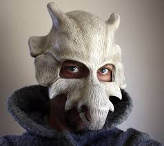 Cool Mask Artistic Dragon Skull Mask U2013 Mordor The Land Of Shadow