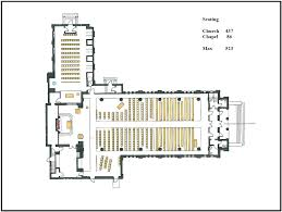 Catholic Church Floor Plans St Mary Of The Annunciation St Mary U0027s Church Renovation Updates