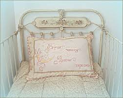 furniture antique iron baby beds with vintage baby crib sets also
