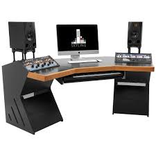 Producer Studio Desk by Skyline Audio Hurricane Producer Pro 49 Sx Pro