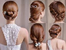 hairpiece stlye for matric 12 best hairstyles images on pinterest bridal hairstyles hair