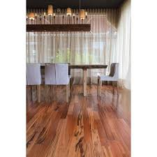 tigerwood smooth solid hardwood 3 4in x 5 1