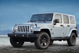 jeep suv 2012 jeep reveals new arctic editions of 2012 wrangler and liberty suv