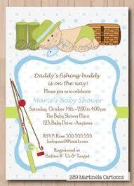Fishing Themed Baby Shower - underwater theme baby shower invite baby pinterest
