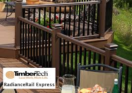 composite railing kits the deck store online