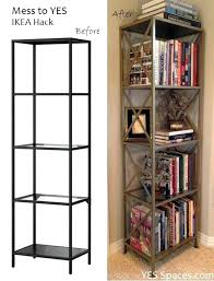 Shelves Bookcases Bookcase Glass Bookcases And Shelves Bookcase With Glass Shelves