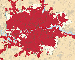 Urban Map File London Urban Area Uk Location Map Svg Wikimedia Commons