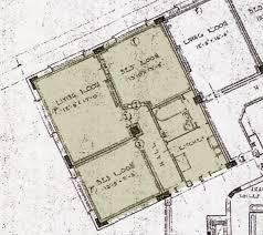 Servant Quarters Floor Plans The Bachelor Floor Of The Normandie Apartments Avezink