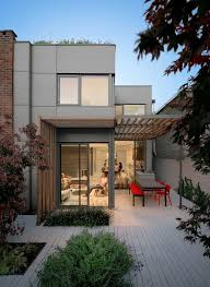 Home Design Blog Toronto by Through House Toronto On Sustainable Architecture And