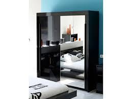chambre laque noir armoire chambre adulte chaios com