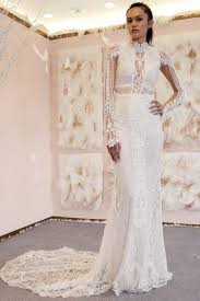 most gorgeous wedding dress 15 most gorgeous wedding dresses from ny bridal fashion week fall