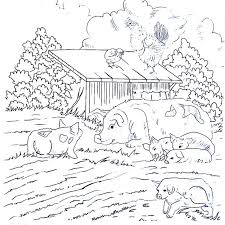 38 living country coloring book pages images