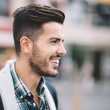 quiff haircut description color