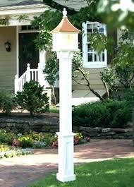 l post ideas landscaping l post ideas landscaping solar l post landscaping ideas