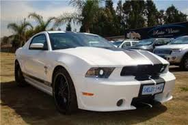 ford mustang for sale in sa 2011 ford mustang shelby gts 26 cars for sale in gauteng r 1 299