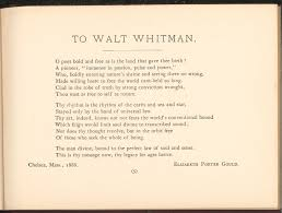 mla citation heart of darkness walt whitman archive gems from walt whitman the walt whitman