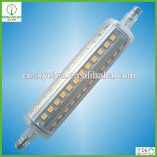 energy saving flood light bulb j118 led replacement energy saving security pir flood light bulb