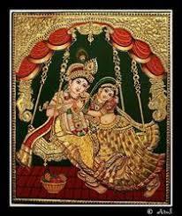 tanjore paintings in tiruchirappalli tamil nadu thanjavur