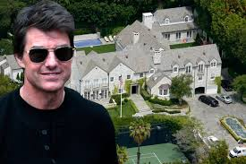 tom cruise mansion tom cruise sells seven bedroom beverly hills mansion for 40
