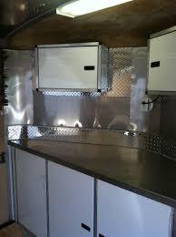 v nose enclosed trailer cabinets v nose trailer cabinets kits