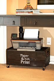 Desk Top Printer Stand by Best 25 Office Printers Ideas On Pinterest Printers Printer