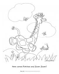 suzy u0027s zoo coloring pages witzy and dandelion coloringstar