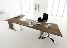 Walnut Office Desk Walnut Office Furniture Designs With Altitude Settings By Hulsta
