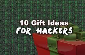 hacking ideas 10 gift ideas for hackers cybersecurity zen