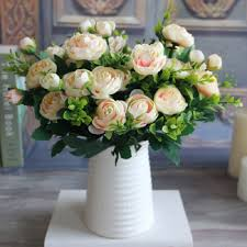 aliexpress com buy high quality silk flower european 1 bouquet