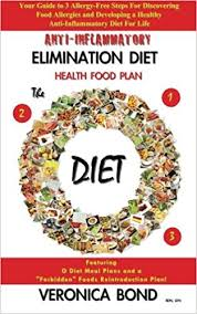 anti inflammatory elimination diet health food plan your guide to